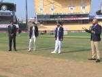Englandwin toss, opt to bat first