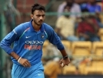 Indian cricketer Axar Patel tests COVID-19 positive