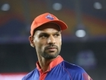 Shikhar Dhawan contributes to meet requirement of Oxygen supply for Covid-19 patients