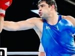 Indian boxer Satish Kumar loses to Bakhodir Jalolov of Uzbekistan