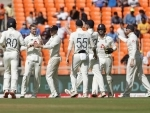 Pink Ball Test: India all-out for 145 at tea against England, Root records five-wicket haul