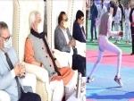 Jammu and Kashmir witnessing revolution in sports sector: Manoj Sinha