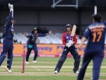 First T20: England W beat India W by 18 runs (DLS method)