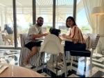 Virat Koli, Anushka enjoy breakfast with Vamika in Dubai
