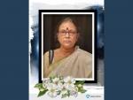 Veteran Lady Mountaineer Dola Sarkar passes away
