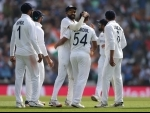 Oval Test: India two wickets away from victory as England 193/8 at tea on day 5