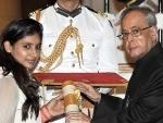 Indian PM Narendra Modi congratulatesMithali Raj over completing ten thousand runs in Test cricket