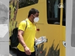 Dhoni's CSK leave for Mumbai to continue IPL preparations