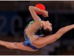 Tokyo 2020: Israel's Ashram claims rhythmic gymnastics individual all-around gold