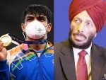 'It feels unbelievable' : Neeraj Chopra on his javelin gold, dedicates the medal to legendary Milkha Singh