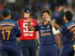 Indian bowlers restrict England to 164/6 in second T20