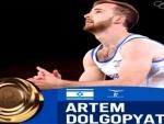 Tokyo Olympics: Israel's Dolgopyat claims men's floor exercise gold