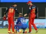 IPL: Fifties from Pant, Hetmyer go in vain as RCB beat DC by 1 run