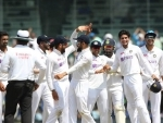 India thrash England by 317 runs in 2nd Test, level series 1-1