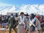 Ladakh: Kiren Rijiju inaugurates Khelo India Zanskar Winter Sports Festival