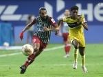 ISL: ATKMB avoid shock defeat against 10-man Hyderabad