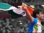 Neeraj Chopra writes history by winning Tokyo Olympics gold