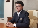 BCCI president Sourav Ganguly hospitalised following sudden 'black-out'