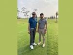 Kapil Dev tees off Haldi Golf County