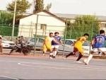 Futsal Championship Hyderya Sports beat Young Iqbal 10-1 in Kashmir