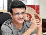 Thrilled: Sourav Ganguly as his biopic announced by Luv Ranjan and Ankur Garg