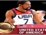 Tokyo Olympics: US win their fourth consecutive Olympic men's basketball gold