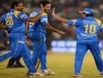 Sachin Tendulkar's India Legends beat Sri Lanka Legends by 14 runs to win inaugural Road Safety World Series title