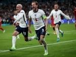 Harry Kane-led England beat Denmark to reach Euro Cup final