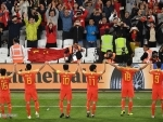 Chinese players given 'patriotic education' ahead of World Cup qualifiers