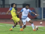 ISL: Unlucky Kerala shares spoils with Jamshedpur