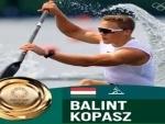 Tokyo Olympics: Hungary's Kopasz wins men's kayak single 1,000m gold