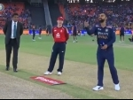 India win toss, opt to field first against England in second T20