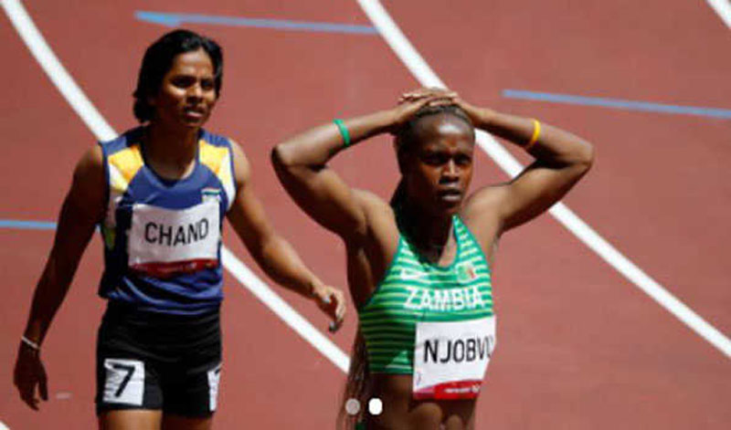 Tokyo Olympics: Dutee Chand bows out after finishing last in her heat