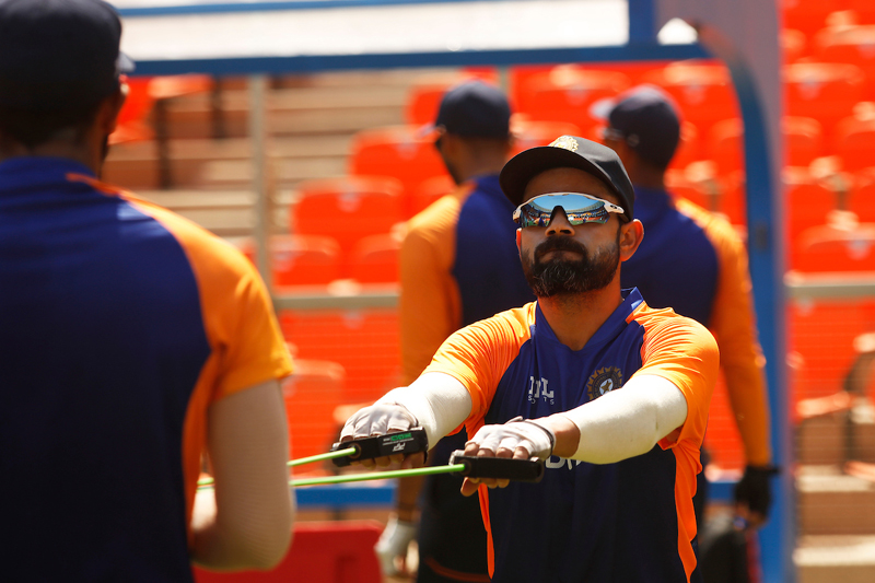 Pink Ball Test: India to take on England in Ahmedabad