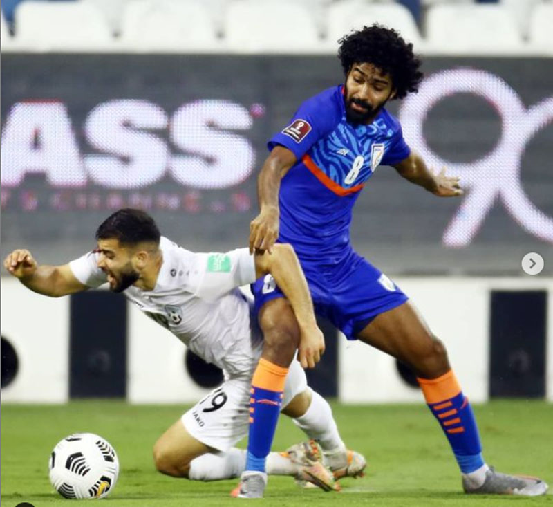 Football has a long way to reach international standards in South Asia