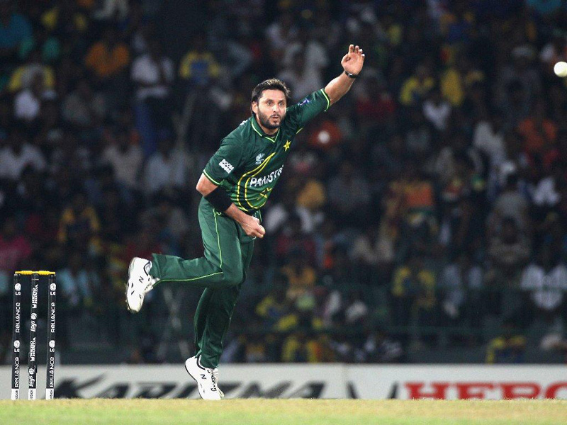 Ex-Pakistani all-rounder Shahid Afridi turns 44 but confusion remains about his 'age'