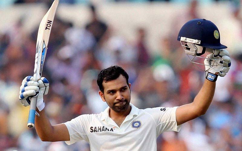 Rohit Sharma attains career-best eighth position in MRF Tyres ICC Men's Test player rankings