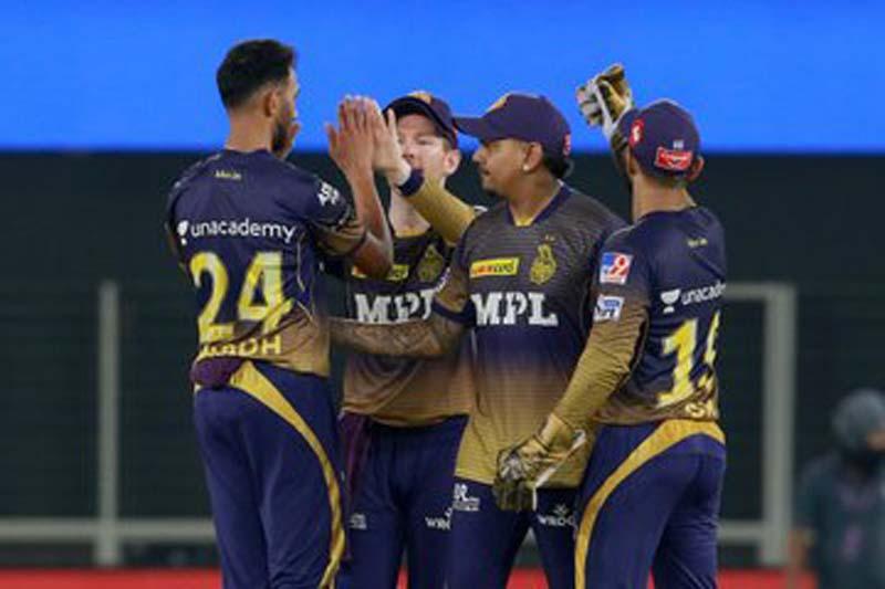 IPL: KKR beat PBKS by 5 wickets
