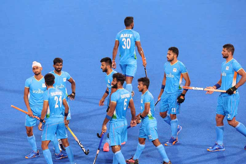 Tokyo Olympics: India beat Japan 5-3 in Pool A clash, cement place in quarter-finals