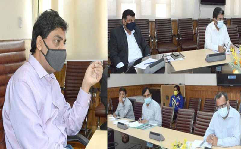 Sports infrastructure being augmented to promote sporting culture in Jammu and Kashmir: Chief Secretary