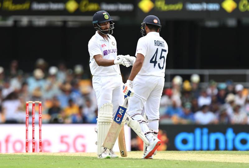 Brisbane Test: India 62/2 at stumps on day 2, trail Australia by 307 runs