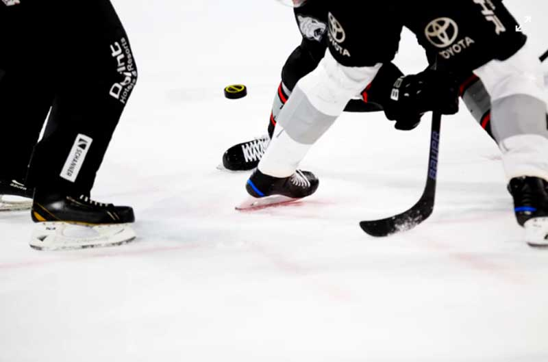 Jammu and Kashmir: National Ice Hockey championship concludes