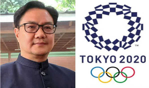 Sports Ministry not to send its delegation to Tokyo Olympics to accommodate support staff