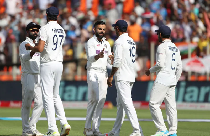 India remain on top of MRF Tyres ICC Men's Test team rankings
