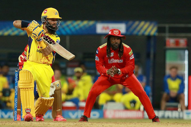 Indian Premier League: CSK beat PBKS by 6 wickets, register first win of season