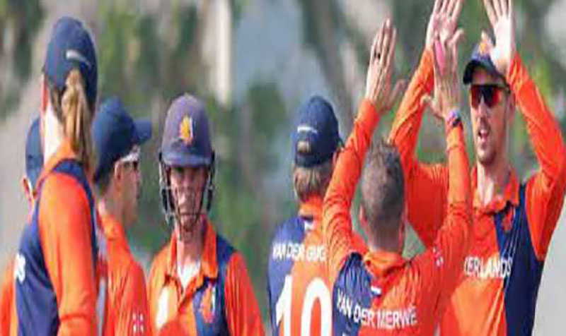 World T20: Netherlands announce squad