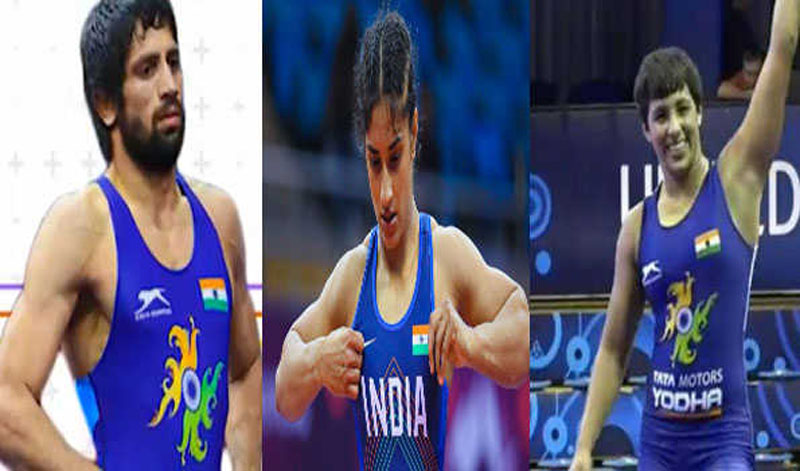 Four Indian wrestlers to play in Poland Open