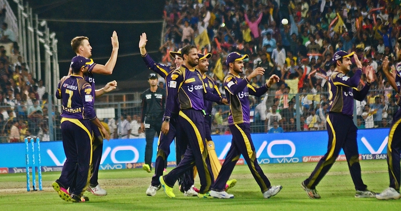 An IPL match. Image courtesy IPL Twitter
