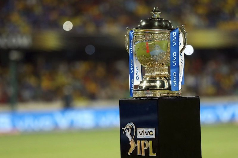 IPL has been postponed following a devastating surge in Covid19 in India. Image: IPL Twitter