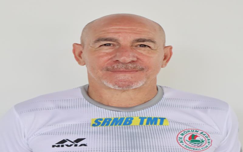 ATK Mohun Bagan head coach Antonio Habas selects boys for the Uzbekistan match